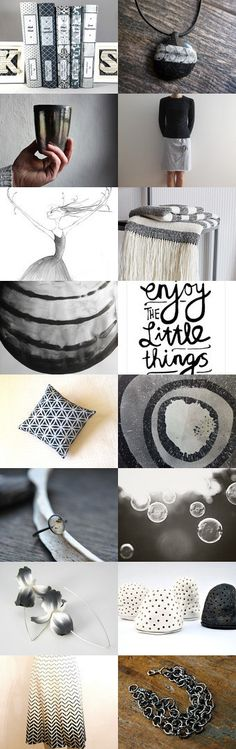 Enjoy the little things by 3buu on Etsy--Pinned+with+TreasuryPin.com