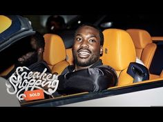 KIX & LIDZ: Video: Meek Mill Goes Sneaker Shopping With Complex.Meek Mill goes Sneaker Shopping with Joe La Puma at Stadium Goods, and talks about looking up to Allen Iverson and moving on past his Puma deal. Sanaa Lathan, Allen Iverson, Tamar Braxton, Architecture Quotes, Meek Mill, Travel Humor, Amy Winehouse, Celebrity Babies, Aaliyah