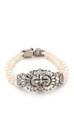 Ben-Amun Crystal Bracelet