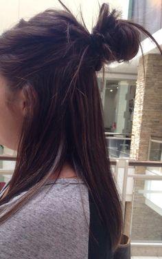 My hair. My favorite