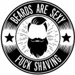 """3,331 Likes, 72 Comments - Beardporn for men and women  (@beardsaresexy) on Instagram: """"Strong. Double tap if you like @bloodanchor Photo credit: @brilynnf"""""""