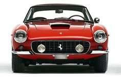 nice ride...    Ferrari 250GT SWB Berlinetta (1959)  In Ferrari history, there is no bad 250. And there are a lot of 250. I mean a lot.  Alongside the California SWB, this Berlinetta GT is probably one of the most desireable Ferraris in history. Bizzarrini himself was one of the responsibles for this gorgeous iconic racer, and its price makes sure you don't forget about all of this heritage.