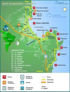 Rodovia Interpraias: A Rota Cênica entre as Praias de Balneário Camboriú