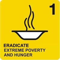 GOAL 1:  ERADICATE EXTREME POVERTY & HUNGER