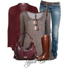 Cute fall attire