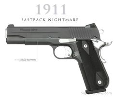 Sig Sauer 1911 Fastback Nightmare Save those thumbs & bucks w/ free shipping on this  magloader purchase urs now http://www.amazon.com/shops/raeind