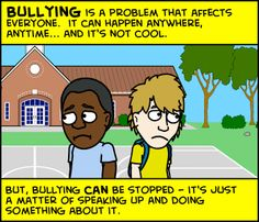 Kids can create a comic strip online through Cartoon Network's Stop Bullying: Speak Up Comic Challenge.