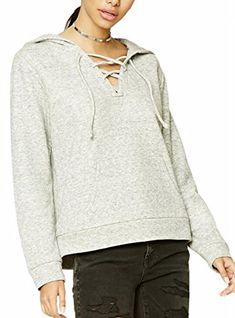90c9909dce0 AIEnny Women Sexy Hoodie Casual V-neck Hoodies 2017 New Autumn Winter Loose  Hats Grey Sweatshirt Warm Long Sleeves Sweatshirts