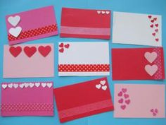 Fun and Easy Valentine Crafts for Kids: Easy Mini School Valentine Cards You Can Make in Minutes