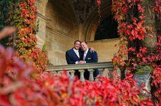 Tylney Hall Civil Partnership Photography