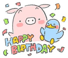 A warm and sweet love story of a pink pig Pinko and a blue duck Luli.