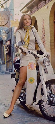 holiday with a vespa