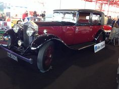 Rolls Royce 20/25 en venta