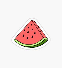 watermelon Pegatina