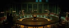 """King Arthur"" (Clive Owen, 2004) Round Table"
