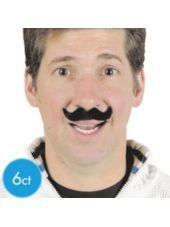 $2.49 6 in pack Fiesta Moustaches-Party City  http://www.partycity.com/product/fiesta+moustaches+6ct.do?sortby=ourPicks=all=178736