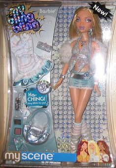 My Scene - My Bling Bling - Barbie by World of My Scene Dolls, via Flickr