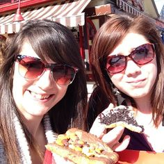#BeaverTails and #Besties go hand-in-hand :) Instagram photo by @ddaniiss (Ashley Danis)