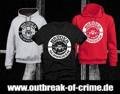 NEU IM ONLINE-SHOP  Direkt zu den Neuigkeiten: http://www.outbreak-of-crime.de/products_new.php