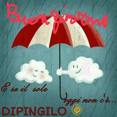 Brushstrokes in the world: Umbrellas in the Rain / Paraguas bajo la lluvia / Umbrella in the Rain Umbrella Art, Under My Umbrella, Illustration Mignonne, Cute Illustration, Art Soleil, Umbrellas Parasols, Singing In The Rain, Illustrations, Rainy Days