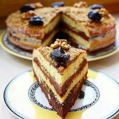 3 обалденных тортика!