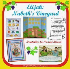 Naboth S Vineyard Craft