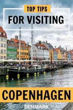 Our guide to some of the best things to do in Copenhagen. Includes recommendations, top tours, insider tips, where to stay, best photo spots and more. Visit Denmark, Denmark Travel, Copenhagen Travel, Copenhagen Denmark, Beautiful Places To Visit, Cool Places To Visit, Europe Travel Tips, Travel Advice, Travel Guides