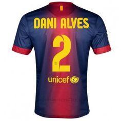 http://www.football-maillots-chaussure.com/maillot-barcelone-20122013-domicile-2-daniel-alves-rouge-bleu-p-1444.html