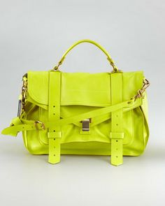 Proenza Schouler PS1 Lambskin Mailbag, Medium on shopstyle.com