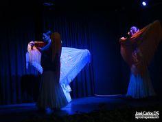Espectáculo flamenco en ADH isla Cristina