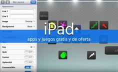 Juegos y Aplicaciones para los Tablet iPad con Descuento y GRATIS (22 Septiembre)