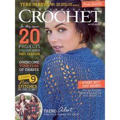 Interweave Crochet Winter 2017 Digital Edition