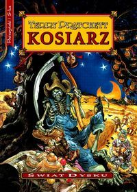Kosiarz - Pratchett Terry
