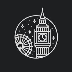 drawing london circle drawings instagram designs liam ashurst inside simple tattoo draw easy things start moved recently liamashurst settled getting