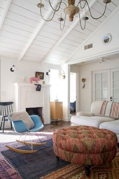Statement Ceilings, 4 Ways | Apartment Therapy
