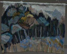 Tatiana Dzerve. Before the storm. Tapestry.