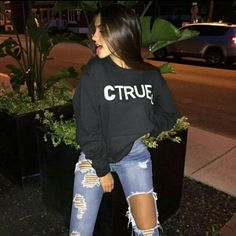 Casual Outfits, Cute Outfits, Fashion Outfits, Claudia Tihan, Tumbrl Girls, Foto Casual, Instagram Pose, Tumblr Outfits, Insta Photo Ideas