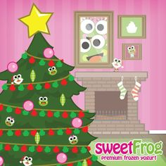 "@Sweet Frog's photo: ""Do you feel the Holiday Spirit? :)"""