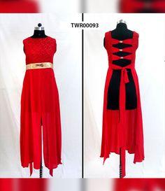 Western Summer Dress TW_93