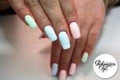 Manicure, hybryda, paznokcie hybrydowe  #nails #piekniejszaty
