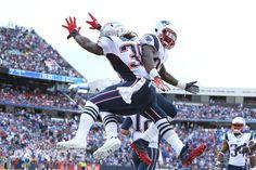 Happy Birthday Brandon Bolden! | New England Patriots