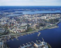 Tampere (summertime)