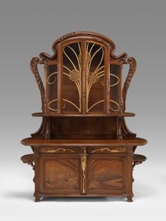 E.GALLÉ__ (French , 1846 - 1904). Sideboard - 1903