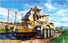 Re: Pinturas, láminas e imágenes de la Segunda Guerra Mundia