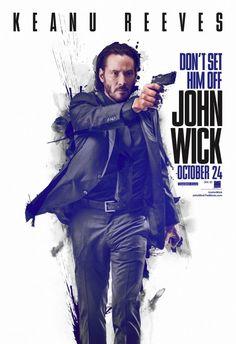 John Wick (2014) De volta ao jogo. Directors: Chad Stahelski, David Leitch (uncredited). Writer: Derek Kolstad (screenplay). Stars: Keanu Reeves, Michael Nyqvist, Alfie Allen...