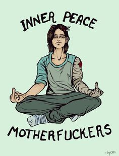 in-your-coffeemaker: bucky turns to meditation to cope with his problems.<<<* enter steve* language!!!!