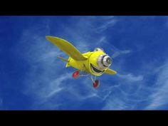 I Love Airplanes! - Airplane Videos for Kids - On DVD Now!