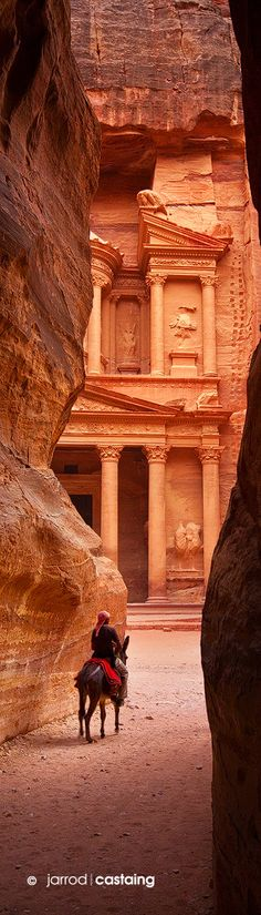 Petra, #Jordan #escape #amazingplaces #travel #architecture #granddesigns ✈