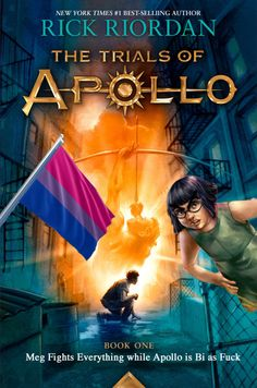 percy jacksin and the olympain, The Trials of Apollo? Did you mean Meg Fights...