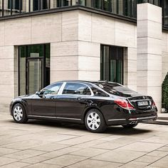 #motorsquare #dream4you #oftheday : Mercedes-Maybach S600 Guard